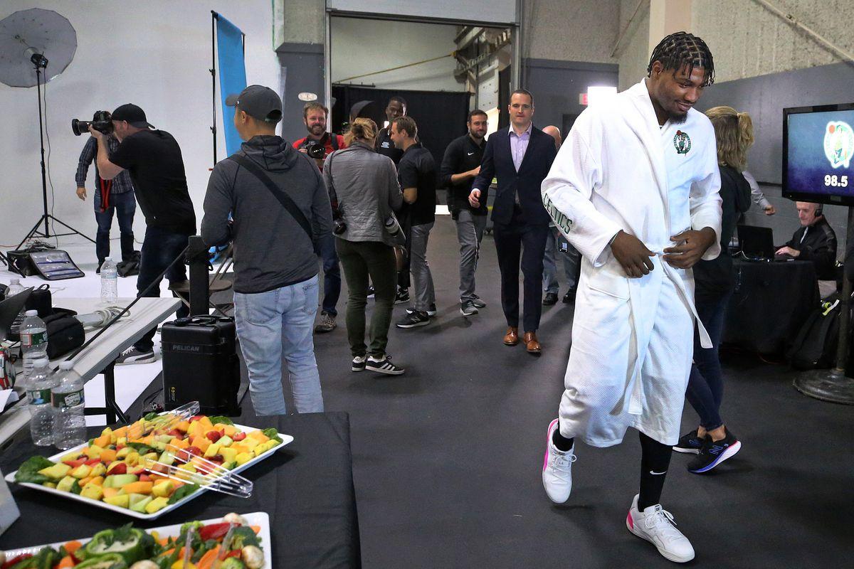 2019 Boston Celtics Media Day