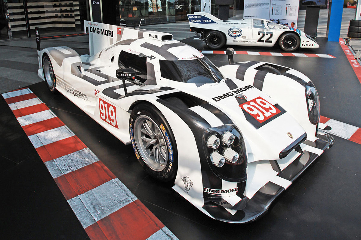 Porsche Just Ebayed A Model Of Its Le Mans Winning 919 For 106 100