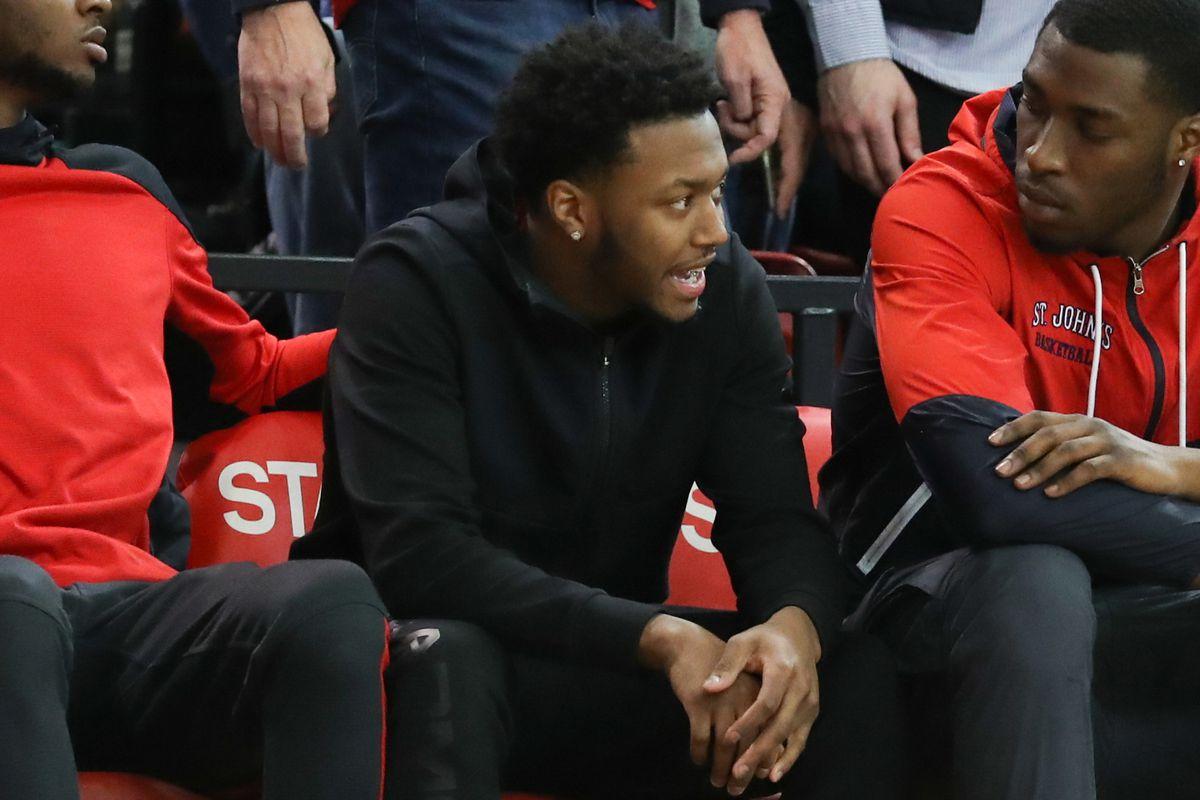 NCAA Basketball: Butler at St. John's