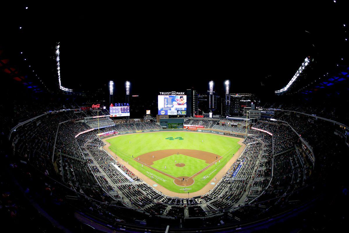 MLB: APR 09 Phillies at Braves