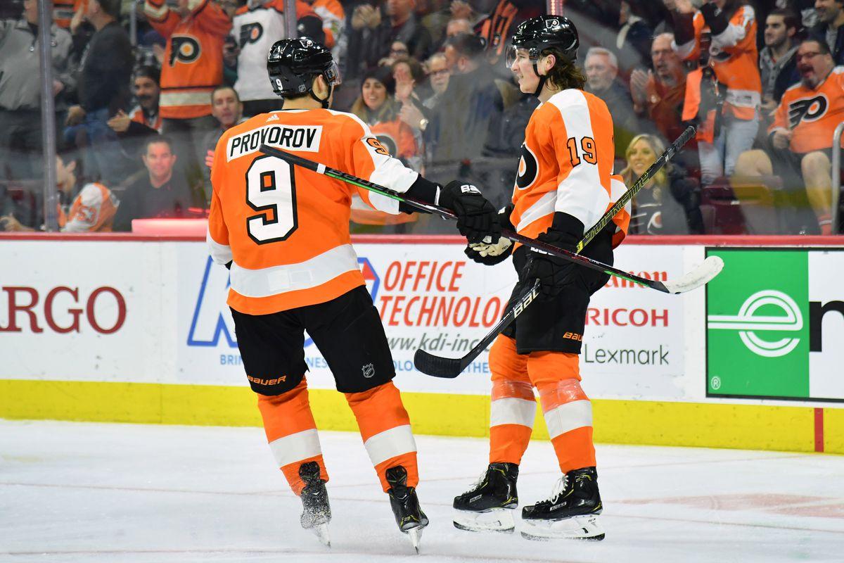 NHL: Minnesota Wild at Philadelphia Flyers