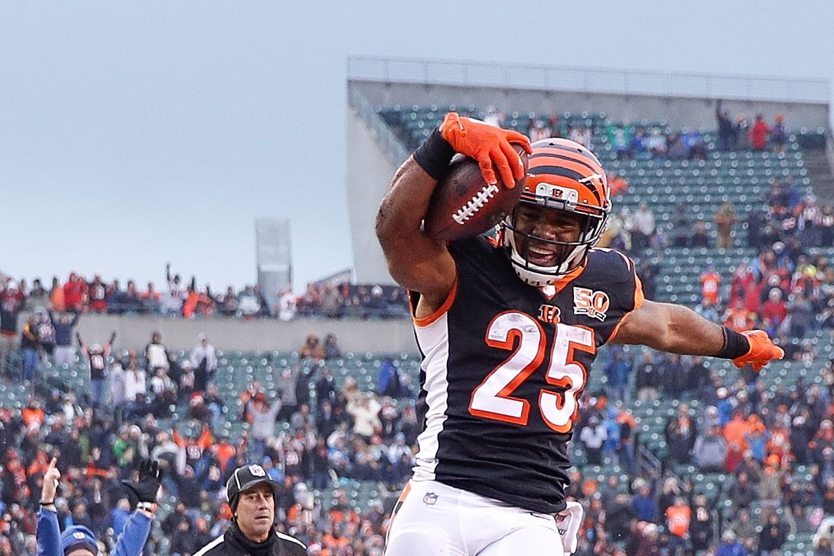 Image result for giovani bernard