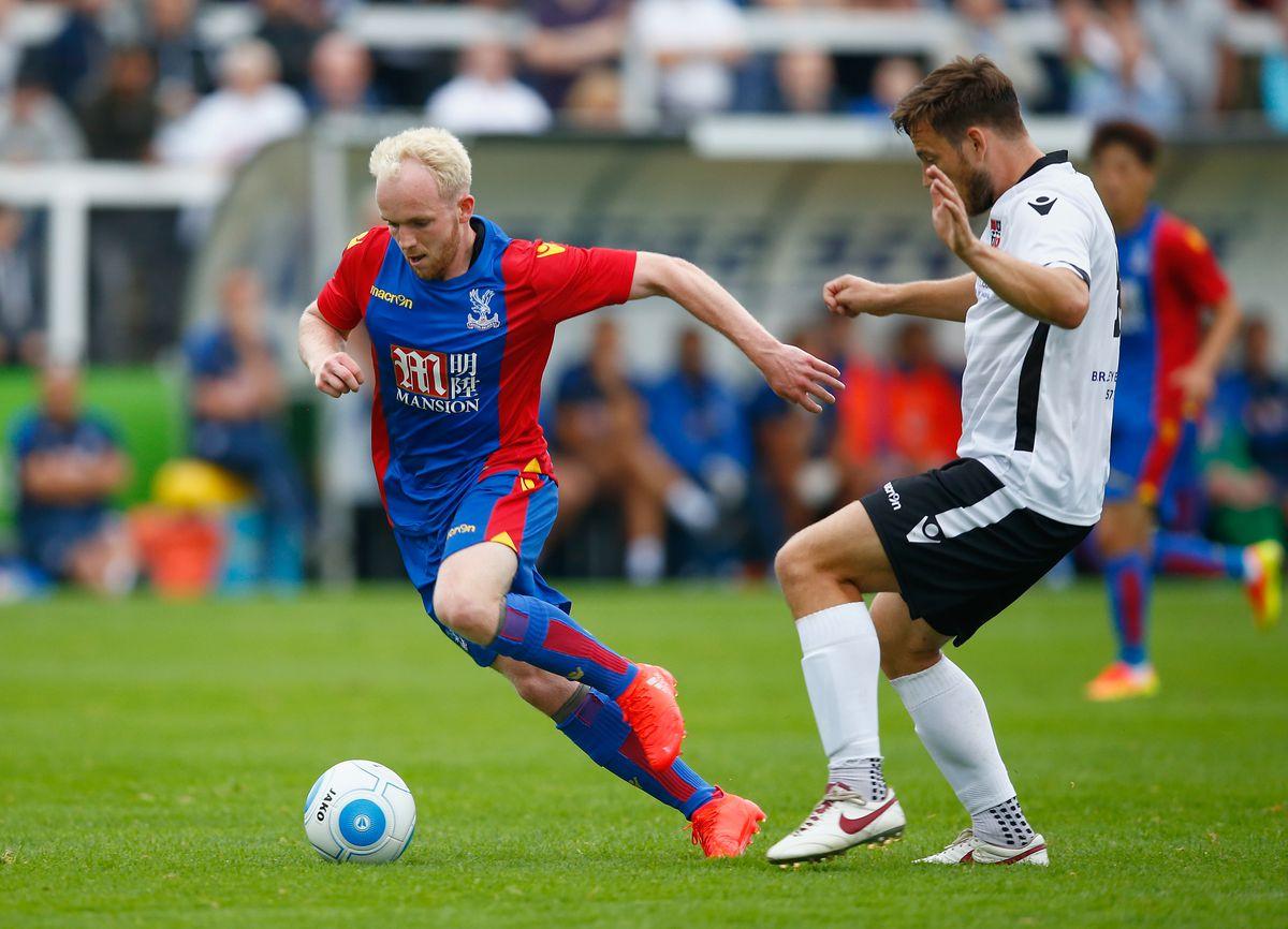 Bromley FC v Crystal Palace: Pre-Season Friendly