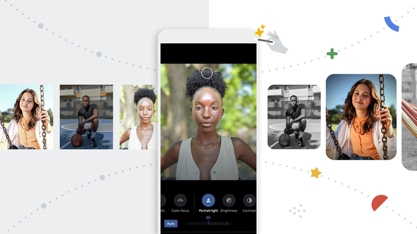 Improved Google Photos Editor Is Rolling Out Now On Android The Verge Upload your file and transform it. improved google photos editor is