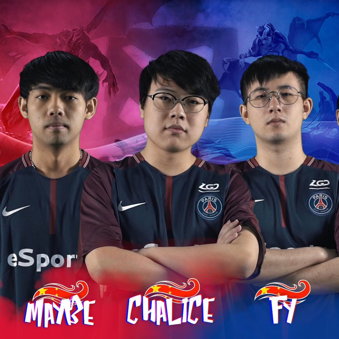 Soccer Org Paris Saint Germain Directly Partners With Lgd Gaming The Flying Courier