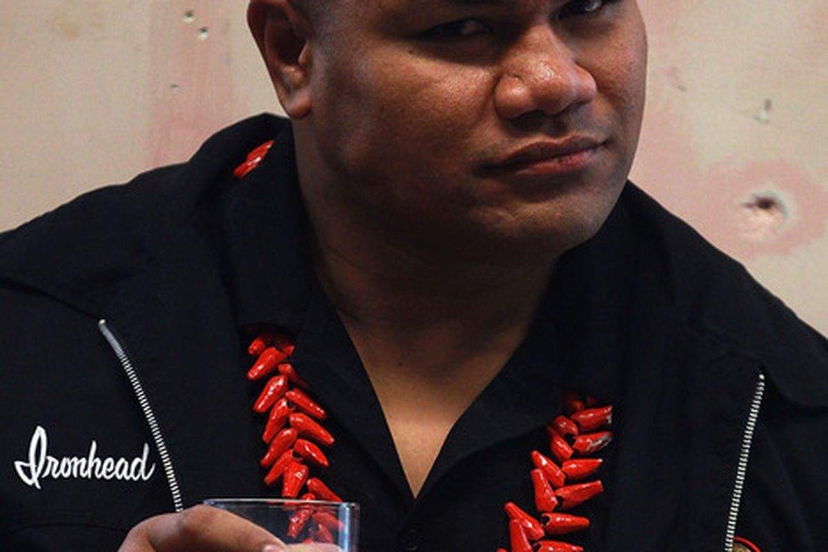 If you're looking for an upset special, going against David Tua might be your best bet this weekend.  (Photo by Hannah Johnston/Getty Images)