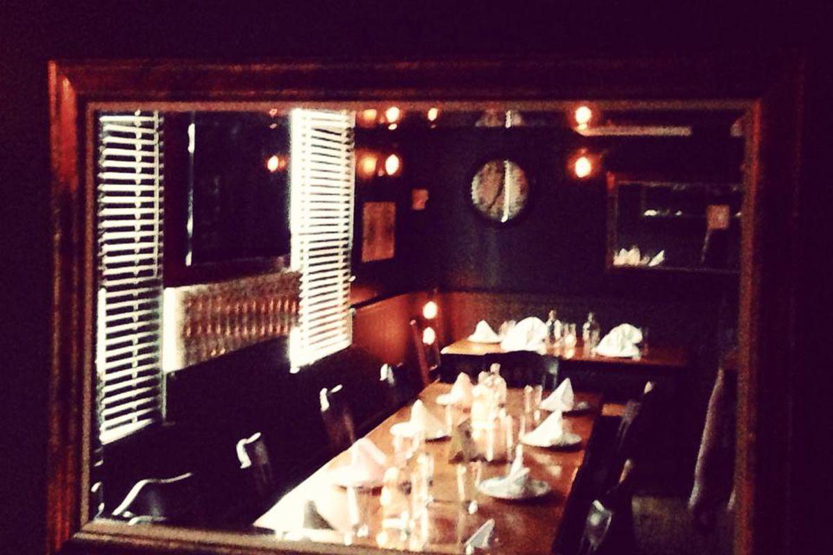 The Baldwin Bar, downstairs at Sichuan Garden II.