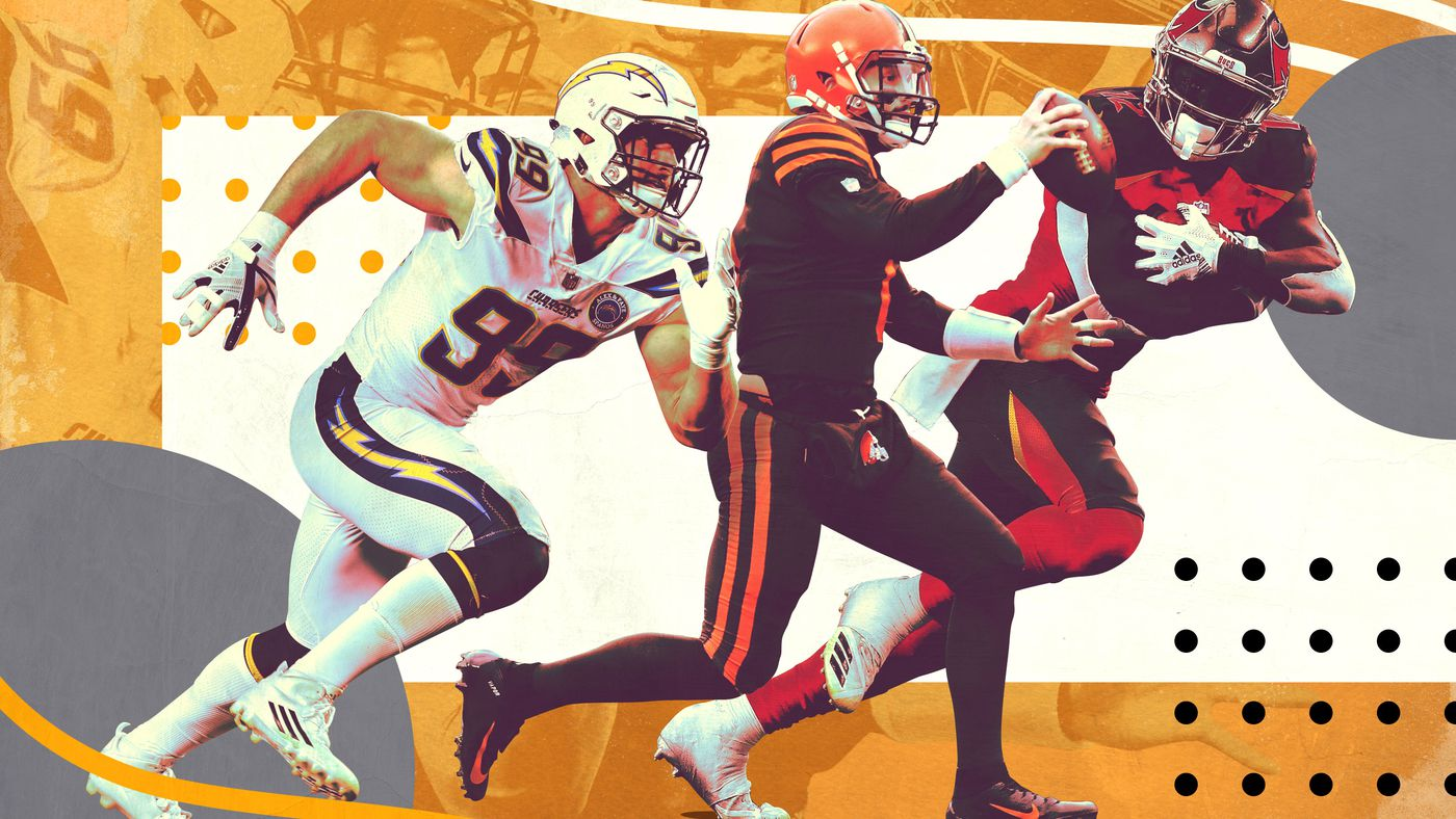 The Eight NFL Players Who Could Make the Leap This Season