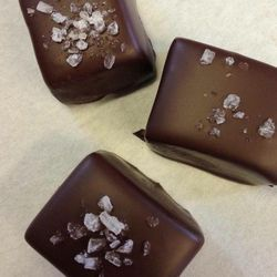 Specializing in handcrafted, small-batch treats, Chocolate Twist offers goods such as the chocolate-covered Epic Caramels.
