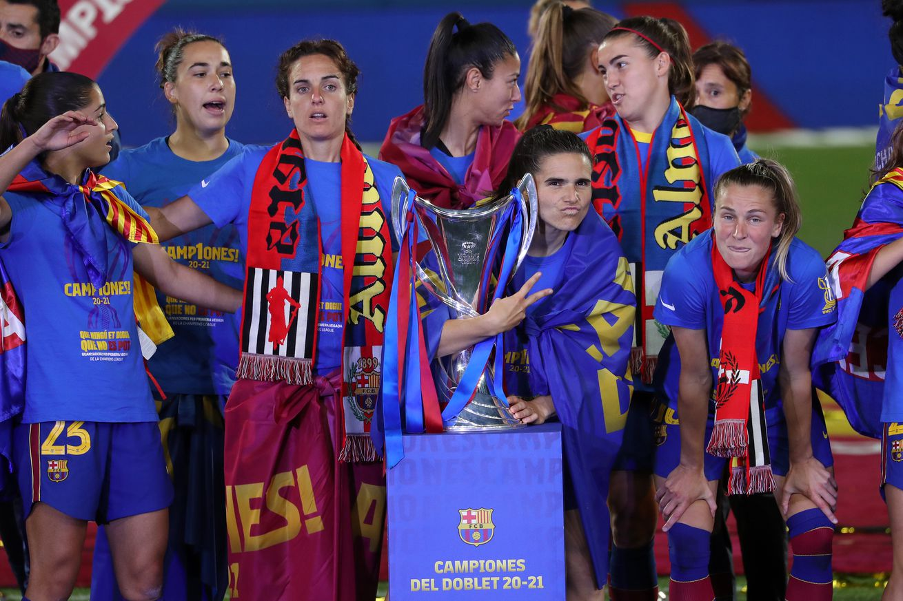 Barcelona Femeni discover UCL group-stage opponents