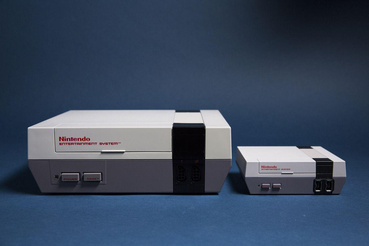NES Classic Edition teardown gallery