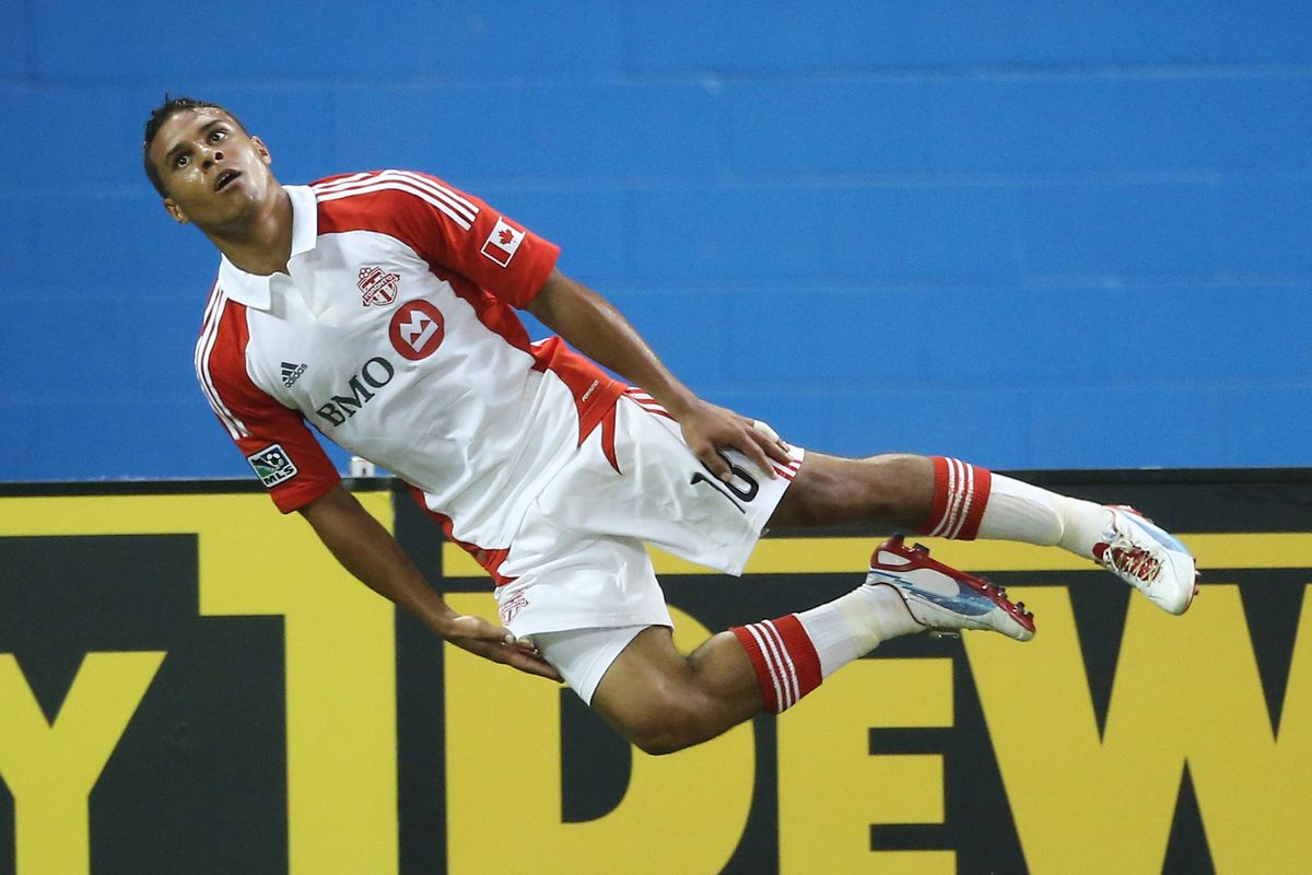 With the 1st overall pick of the 2013 Supplemental draft, Toronto FC select, 3 months of Quincy Amarikwa!