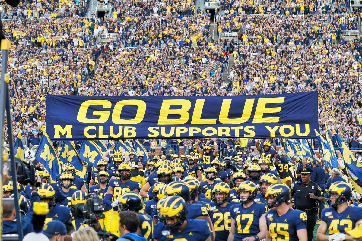 University of Michigan vs MIddle Tennessee State University