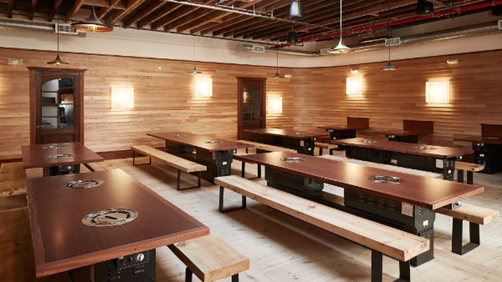 Insa Opens In Gowanus With Classic Korean Barbecue And