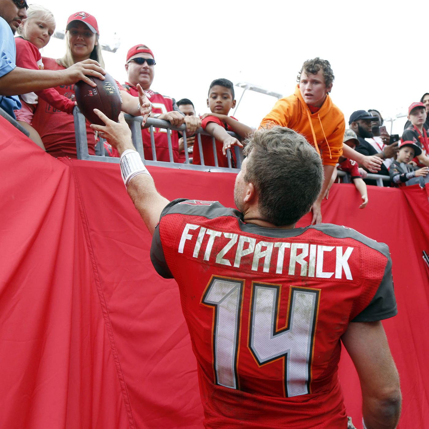 new products b3f80 13287 Daily Bucs Links: Fitzmagic is back - Bucs Nation