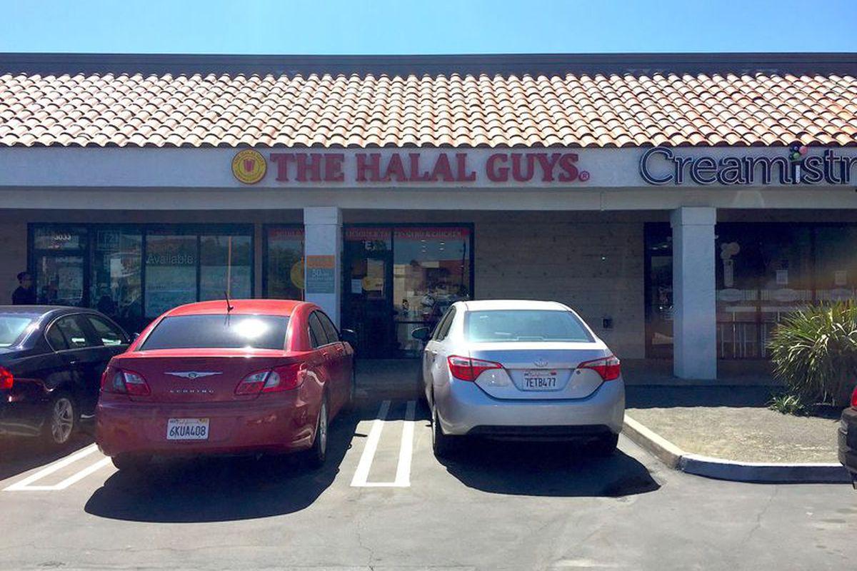 The Halal Guys, Costa Mesa
