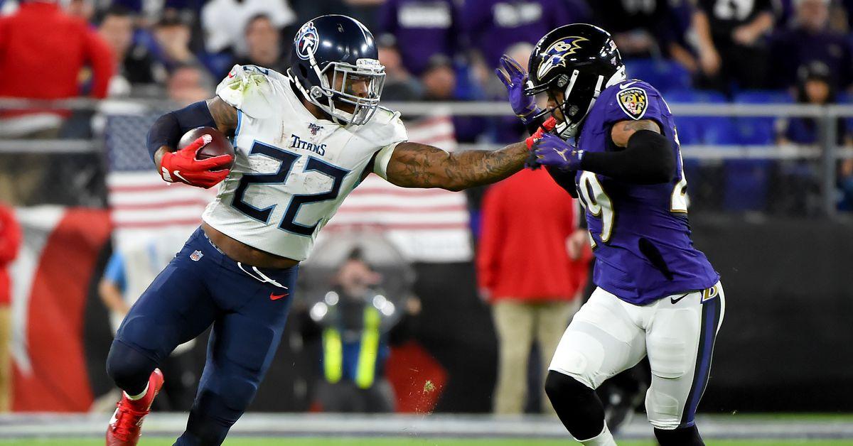 Derrick Henry and the Titans Are Crashing the Playoffs