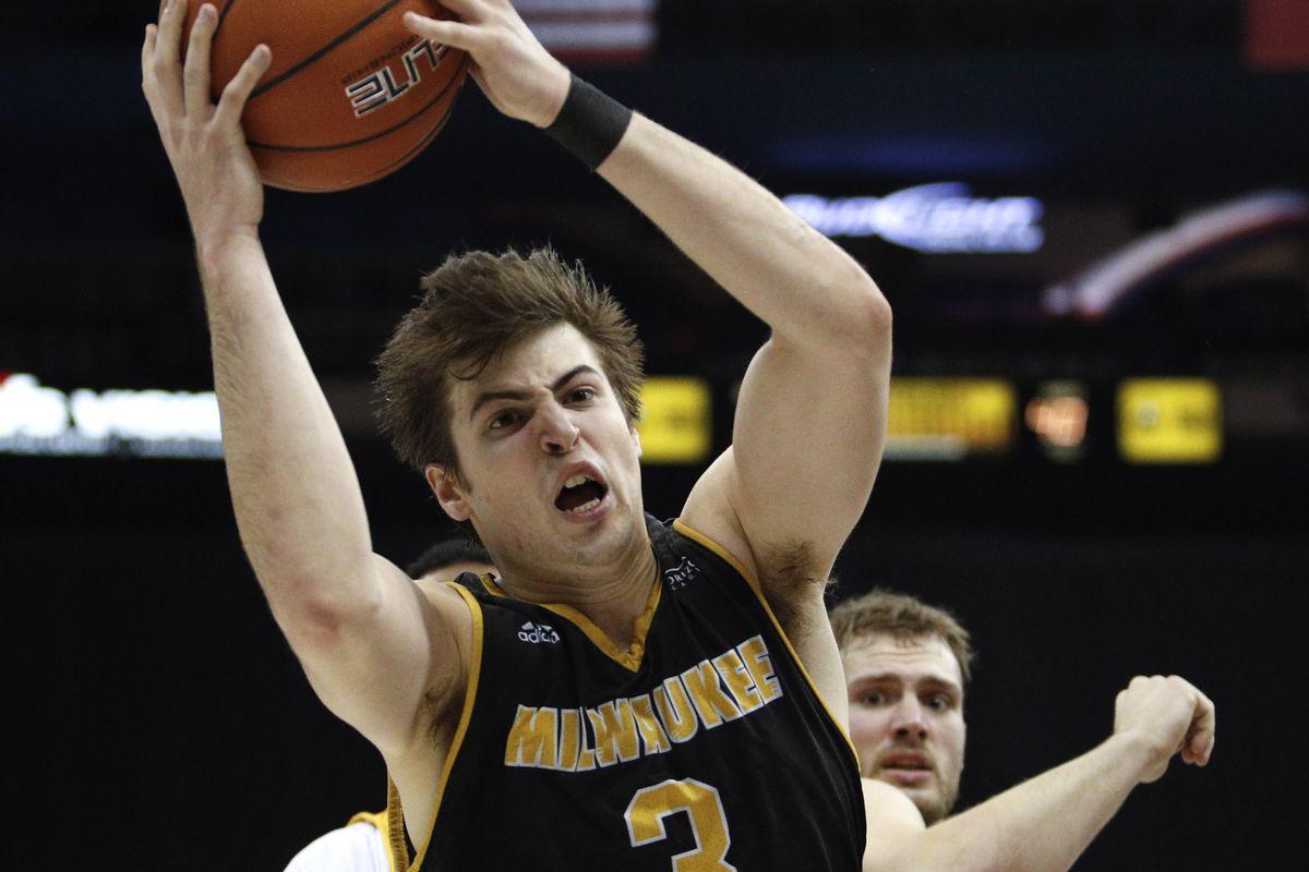 NCAA Basketball: Horizon League Conference Tournament-Milwaukee vs Northern Kentucky