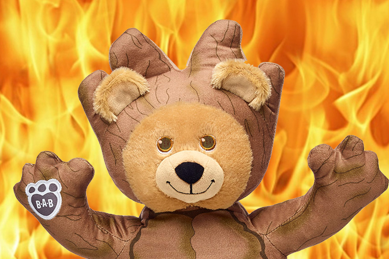 in honor of avengers infinity war build a bear is releasing a series of cursed murder bears