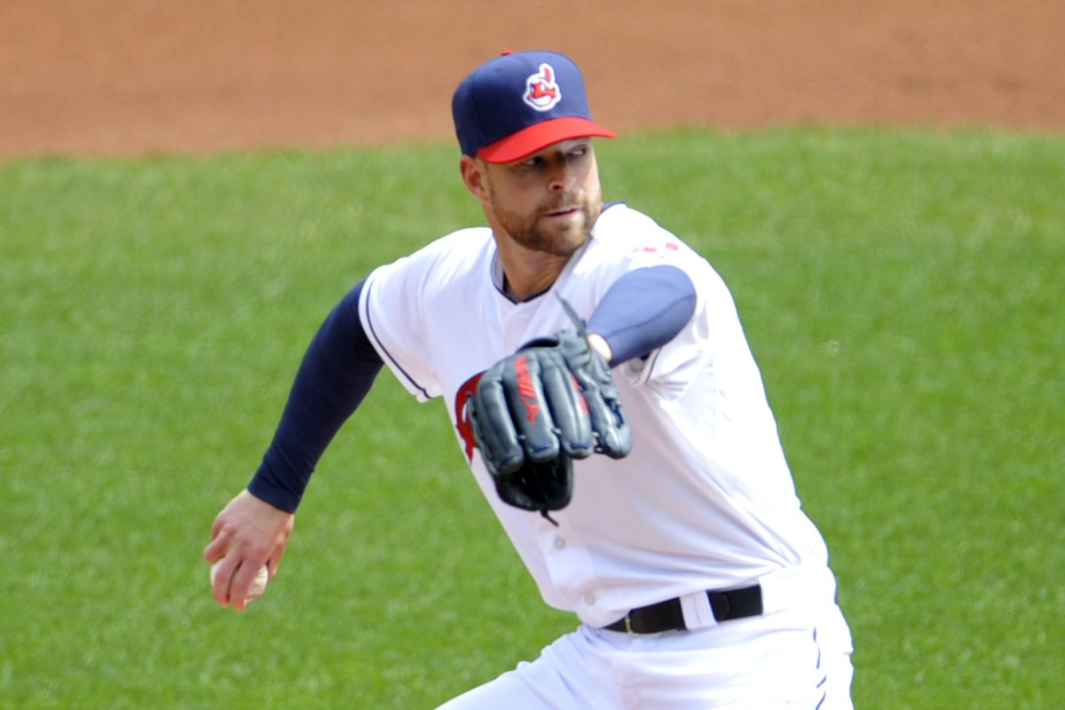 Corey Kluber pitched an absolute gem
