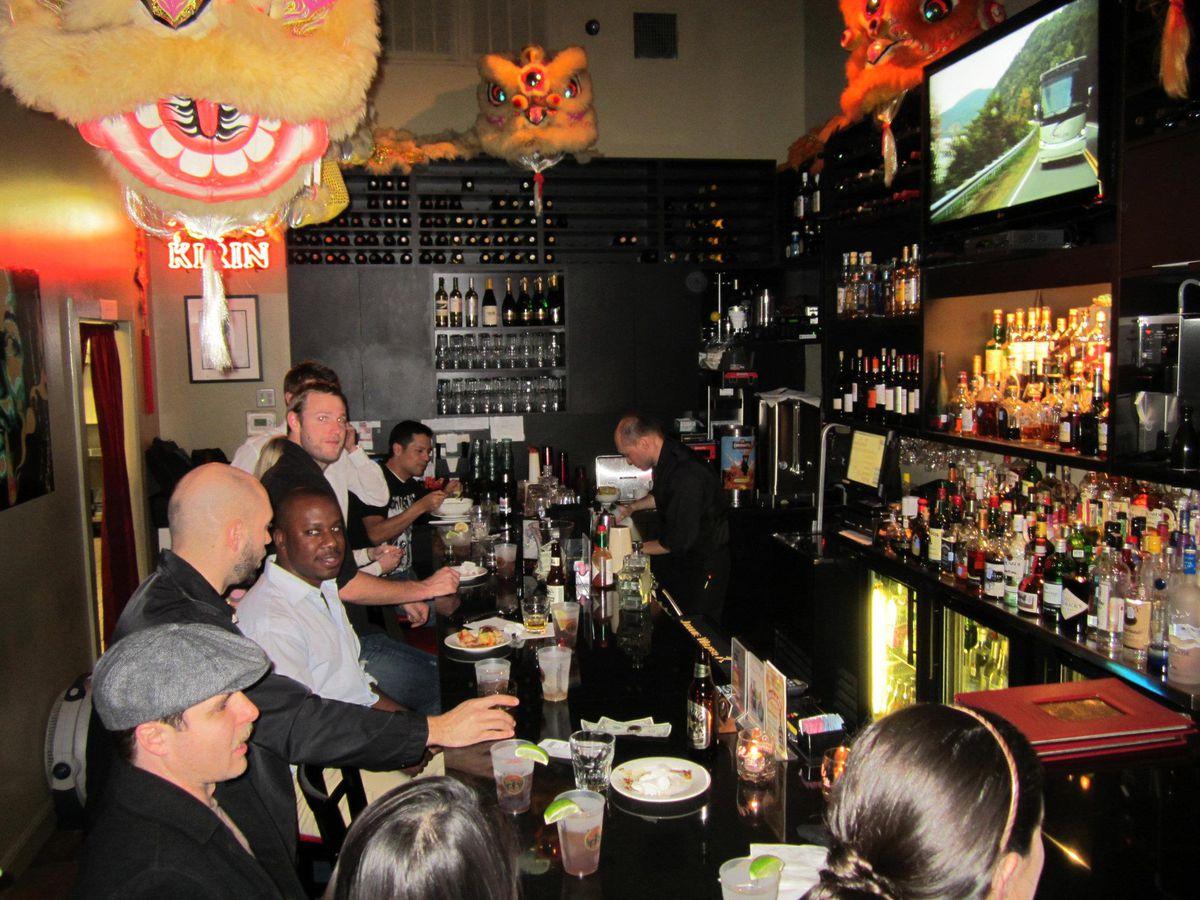 Chinatown's downtown restaurant
