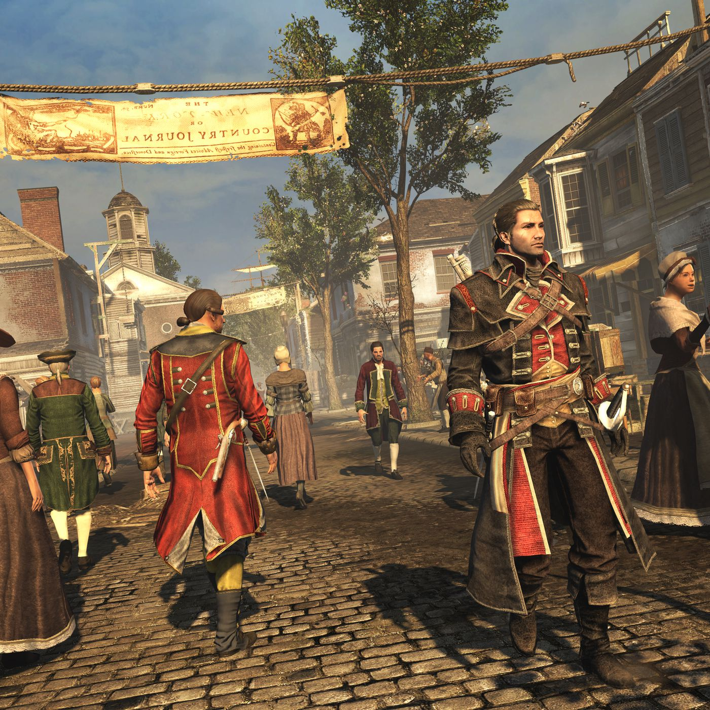 Assassin S Creed Rogue 4k Remaster Coming To Ps4 Xbox One Update