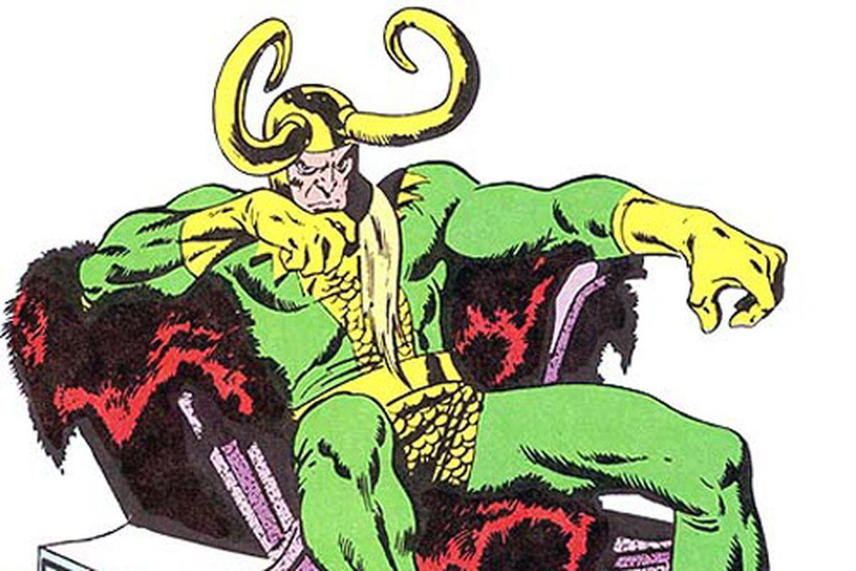 """Football Loki says """"MOAR HOODOO!"""""""