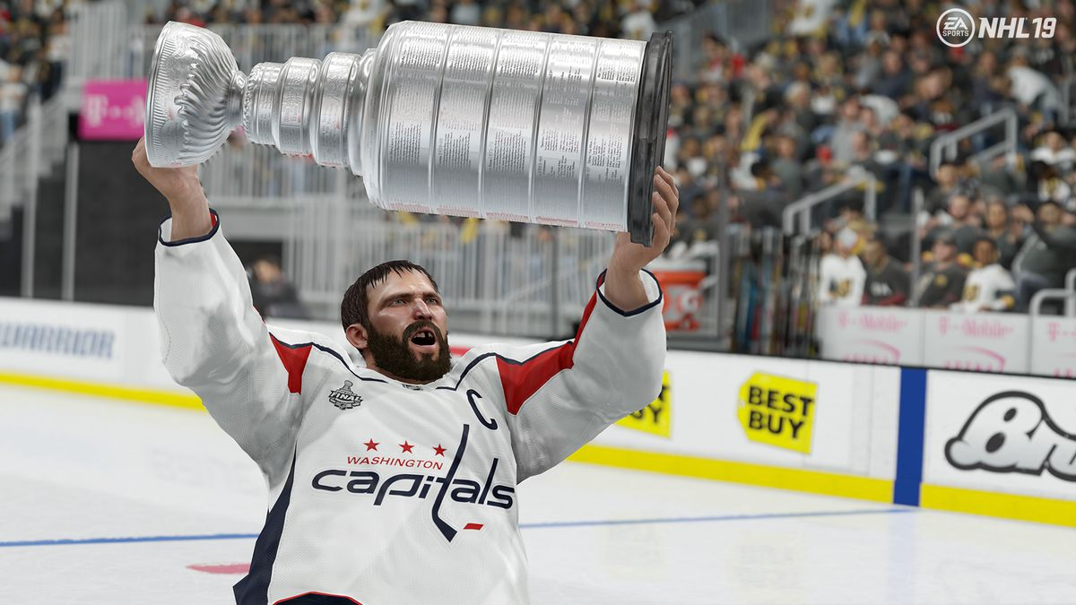 23d10d1b7 NHL 19 s online overhaul is a surprising triumph. The best-playing hockey  game ...