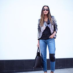 """Aimee of <a href=""""http://www.songofstyle.com""""target=""""_blank"""">Song of Style</a> is wearing an <a href=""""http://www.forwardbyelysewalker.com/fw/DisplayProduct.jsp?code=ISAB-WO51&d=Womens&AID=10773567&PID=4441350&utm_medium=affiliate&utm_source=cj&utm_content"""