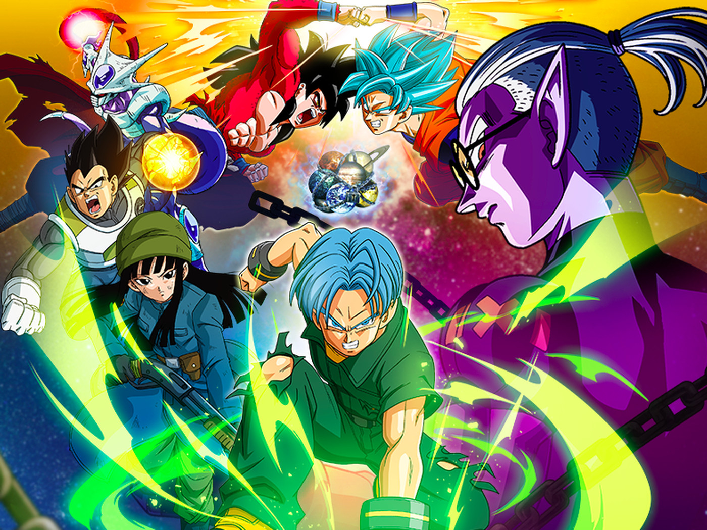 Dragon Ball Heroes Anime Release Date Characters Everything We