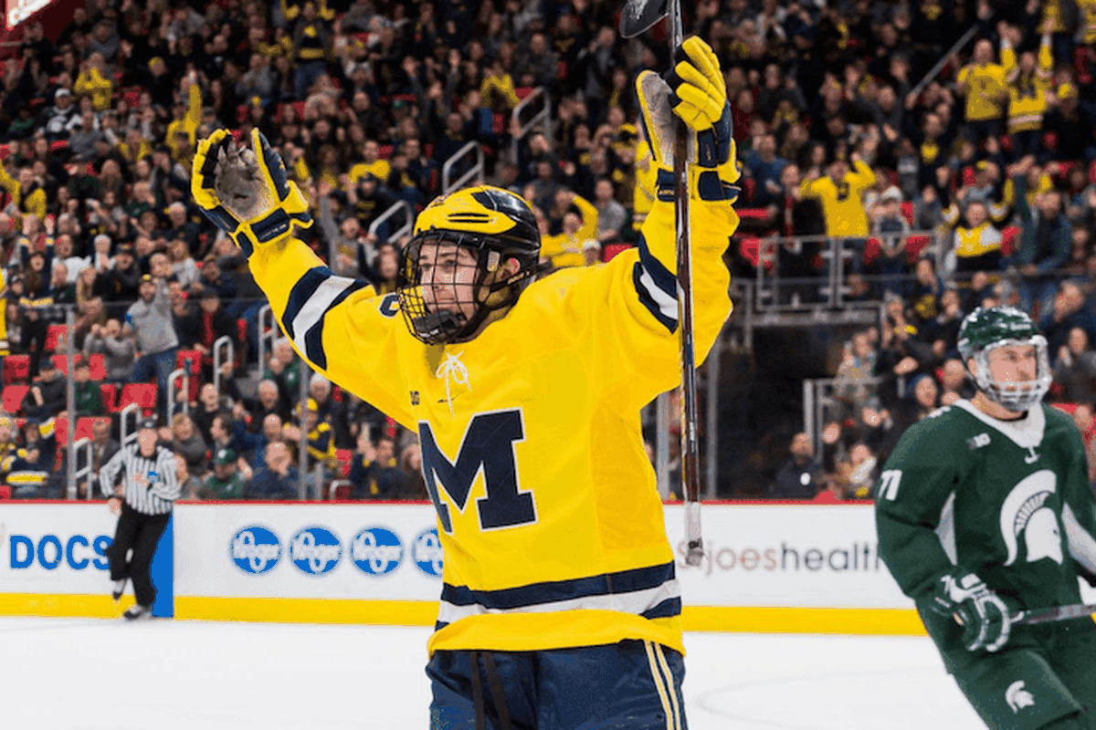 2018 nhl draft profile quinn hughes winging it in motown