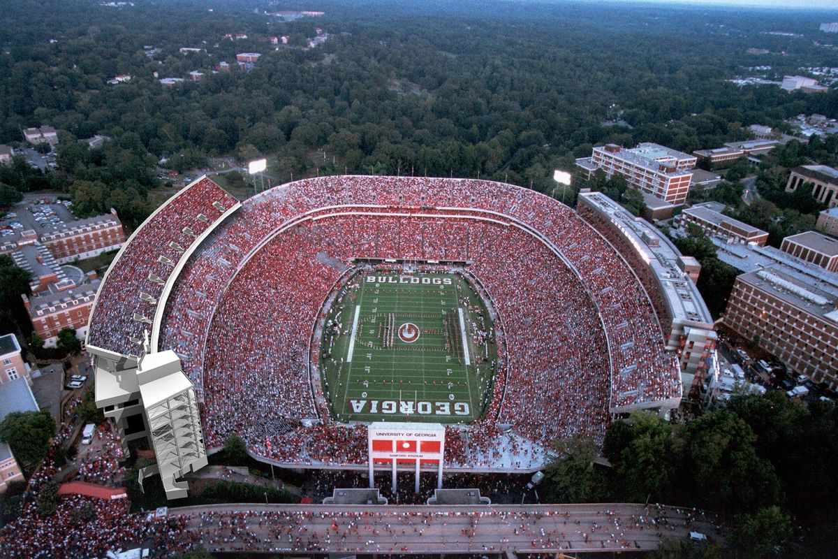 Weather Report for Saturday's Georgia-Notre Dame Game In Athens