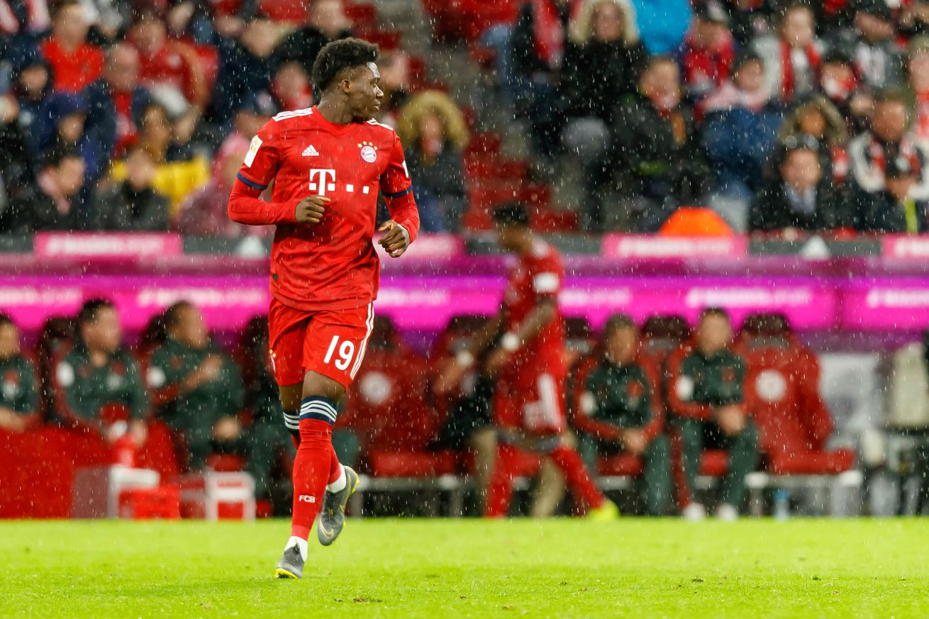 BFW Film Room: Breaking down Alphonso Davies? historic cameo