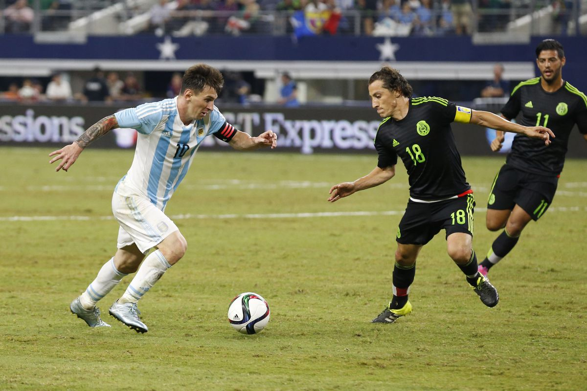 Lionel Messi is pne of the stars we could see in the Copa America Centenario