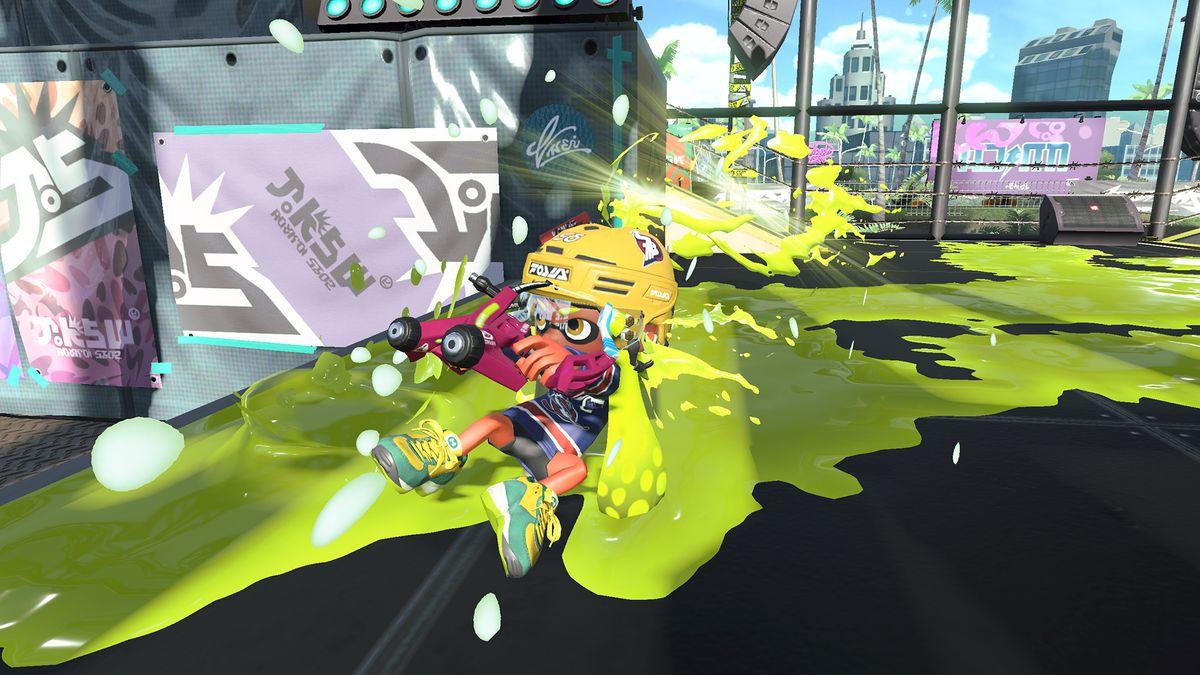 Nintendo's excellent shooter Splatoon is even better on the