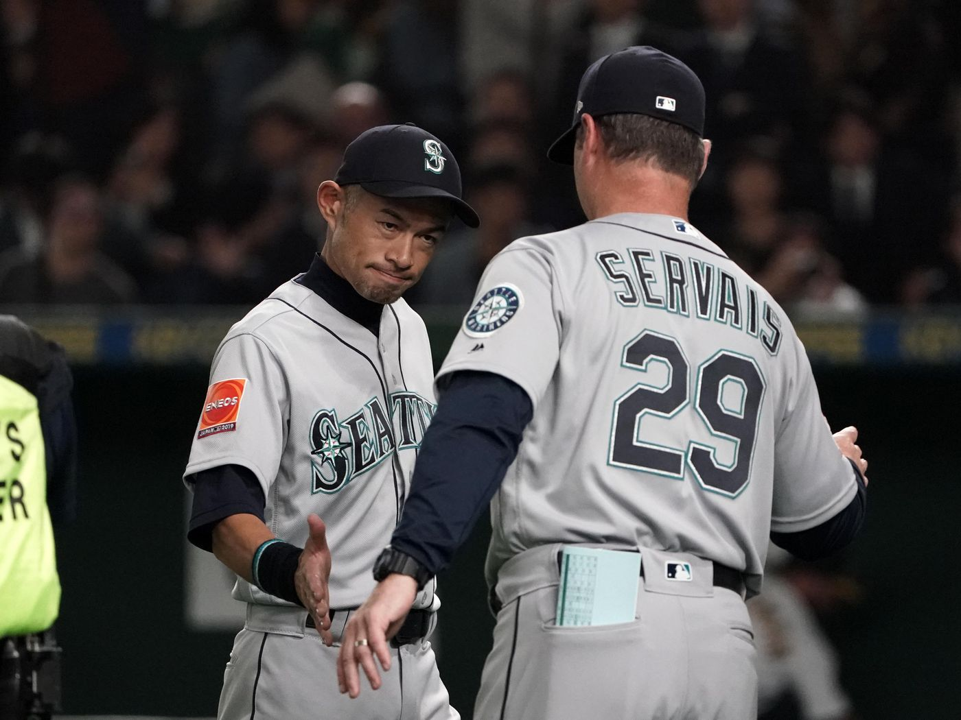 8897dad6 MLB preview 2019: The Seattle Mariners are in a better place than they were  last year - Bless You Boys