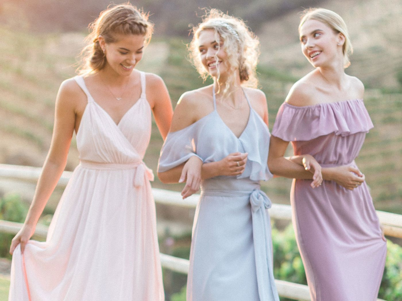 Where to buy bridesmaid dresses online racked ombrellifo Gallery
