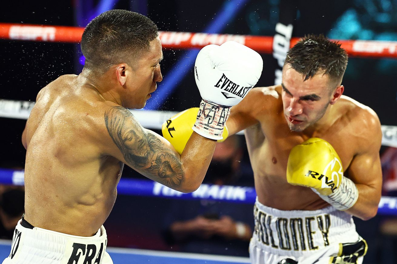 1251631211.jpg.0 - Moloney looking to show better form, take belt back from Franco in rematch