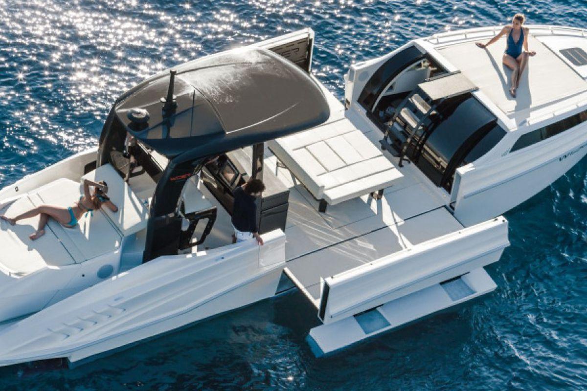 Miami Yacht Watch Gil Dezer S New Boat Is A Transformer