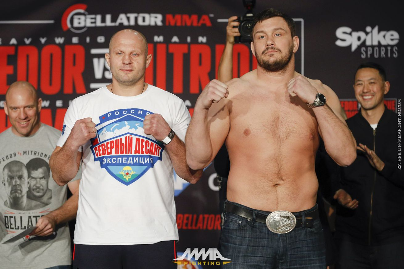 community news, Matt Mitrione says it was 'difficult at times to stay motivated' for second Fedor camp