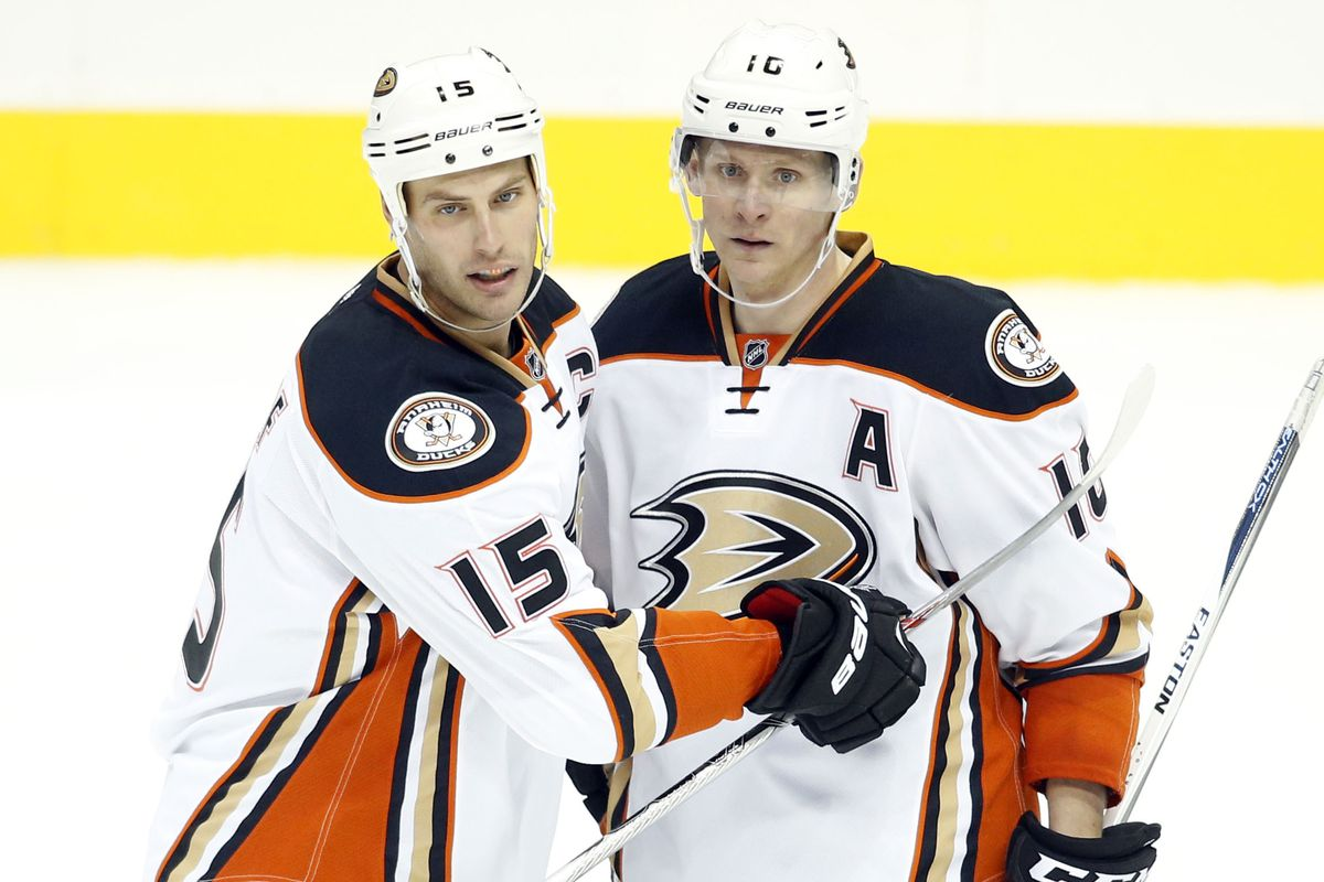 Getlzaf and Perry have been a dynamic duo since 2005-06, with a multitude of third players.