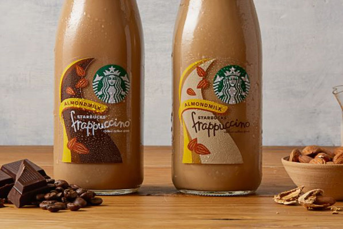 Starbucks Will Bring Three New Bottled Drinks to the ...