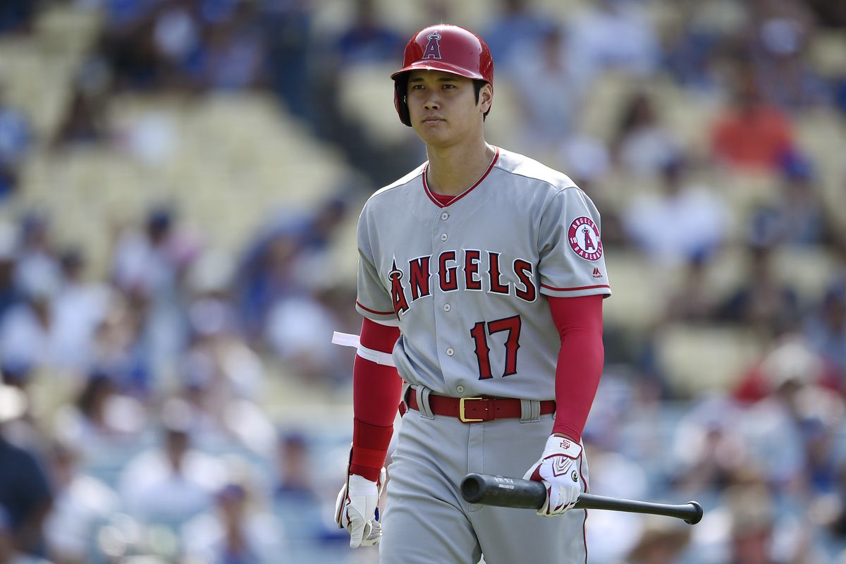 Angels drop final game of the first half and drop the series to the Dodgers 1d4e85f20dc