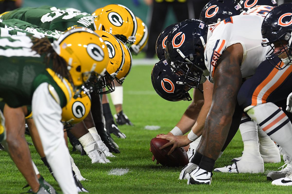 Bears Vs Packers Week 15 2019 First Half Game Updates