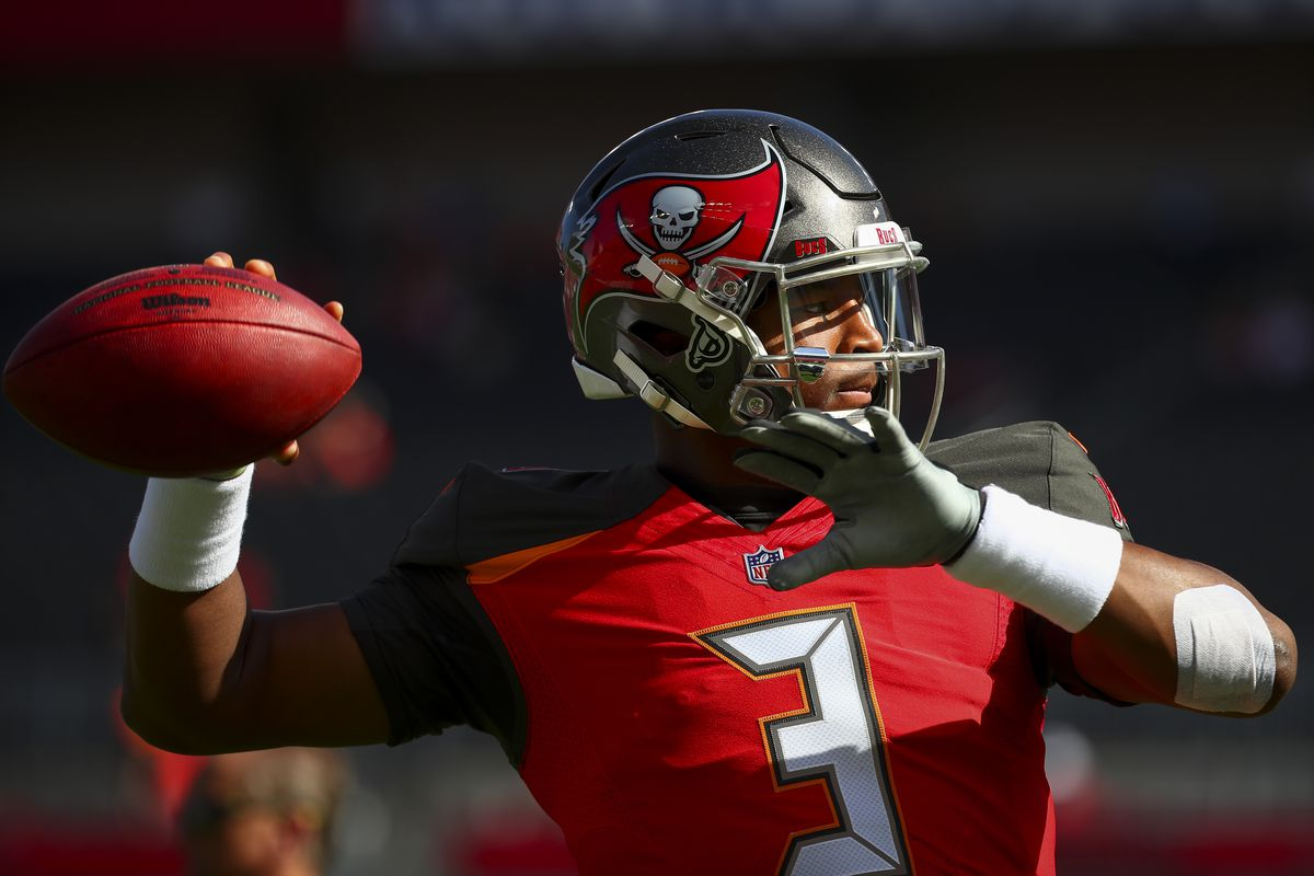 3e8c5169a Bucs' Jameis Winston delivers important lessons ahead of training ...
