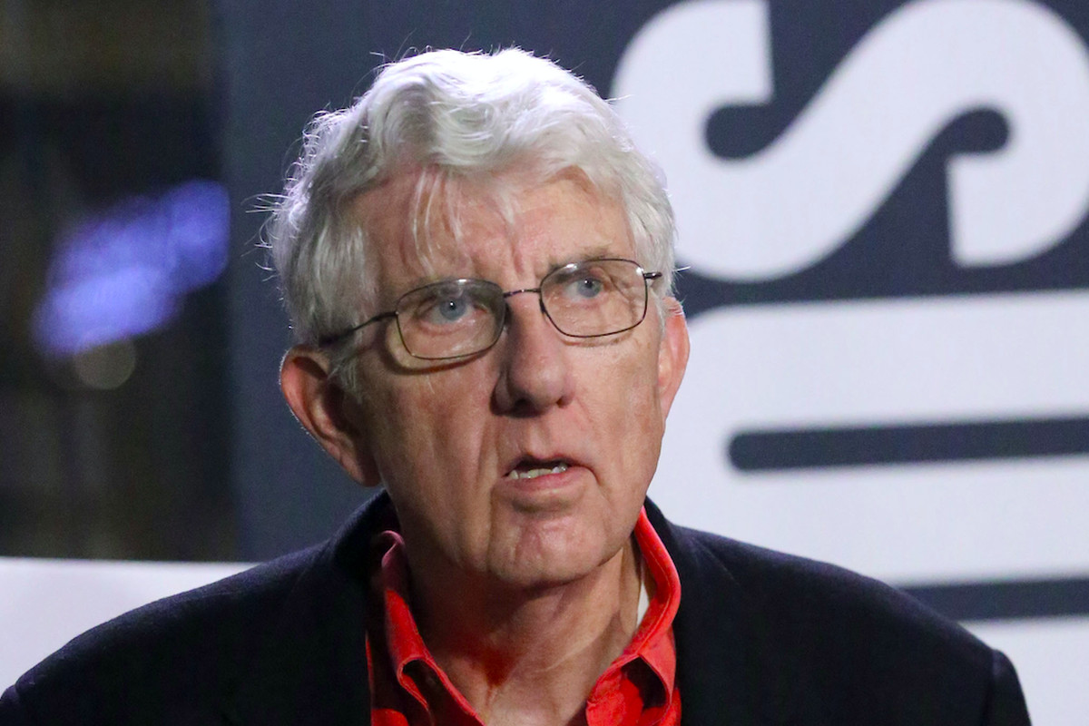 Investigative reporter William Rectenwald, pictured in 2018.