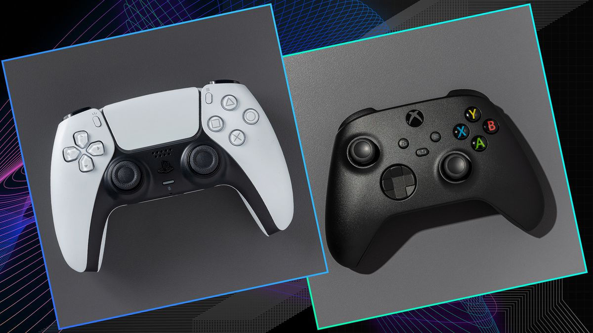 Ps5 S Controller Vs The Xbox Series X Controller Head To Head Polygon