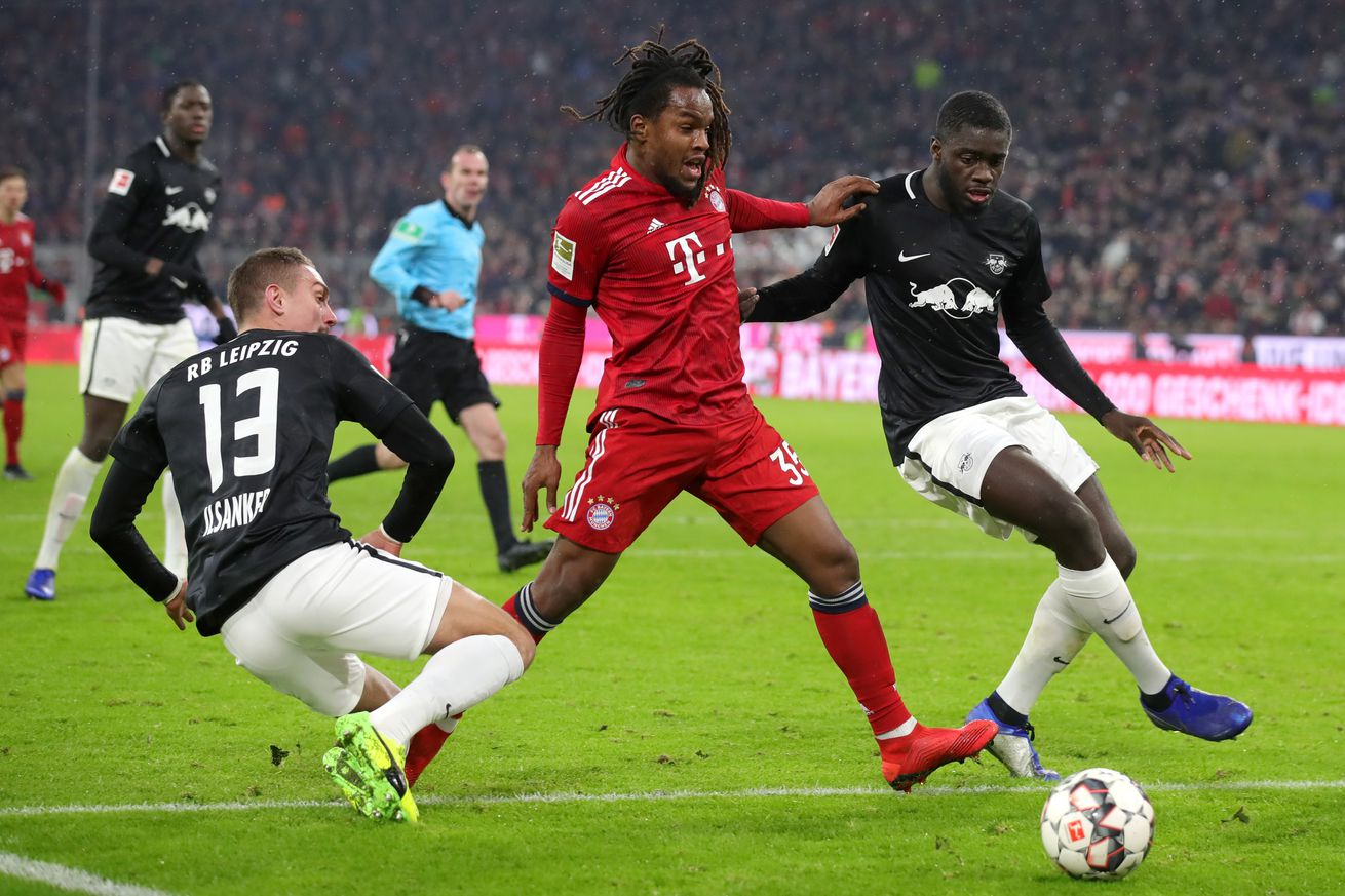 Golden Boy reborn: The renaissance of Renato Sanches