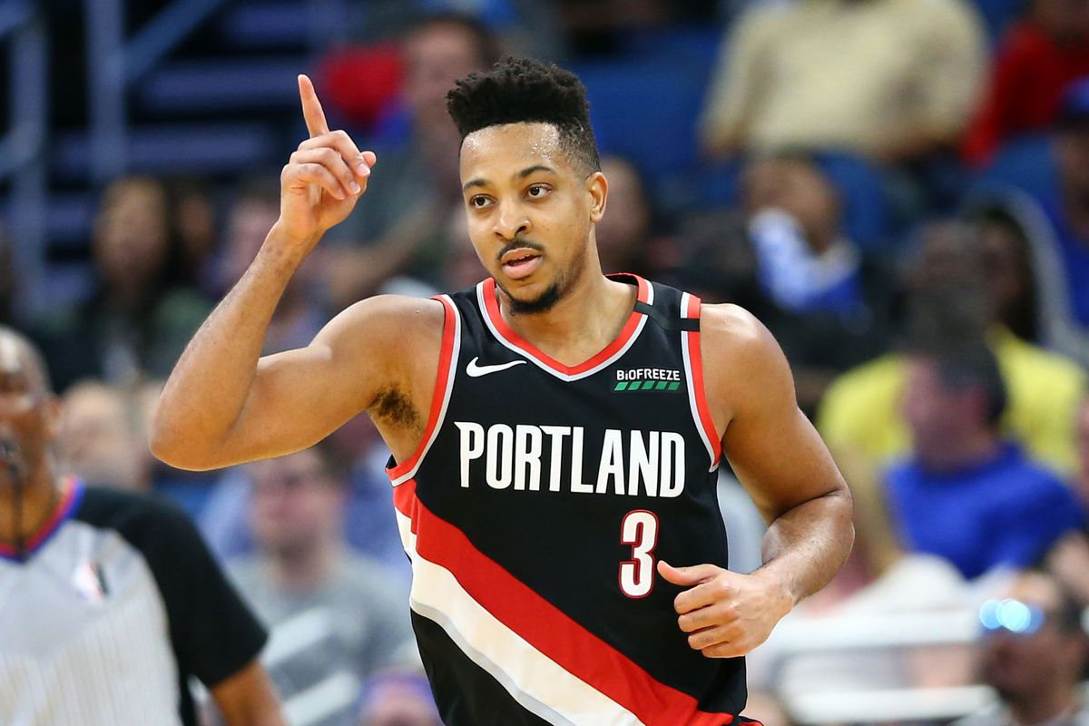 Portland Trail Blazers McCollum, Trent Destroy Magic in Trail Blazers Victory - Blazer's Edge