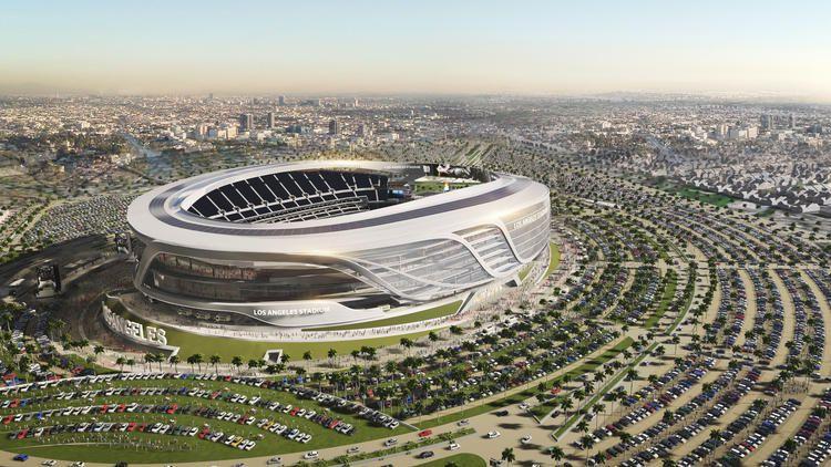 New Carson stadium renderings